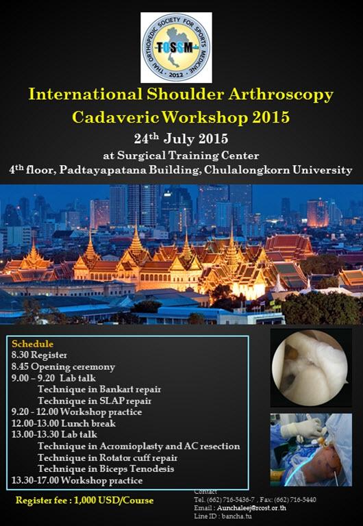Shoulder Poster 06 June
